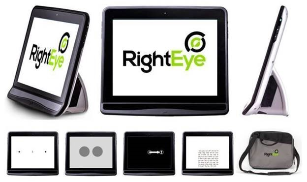 RightEye Sensorimotor